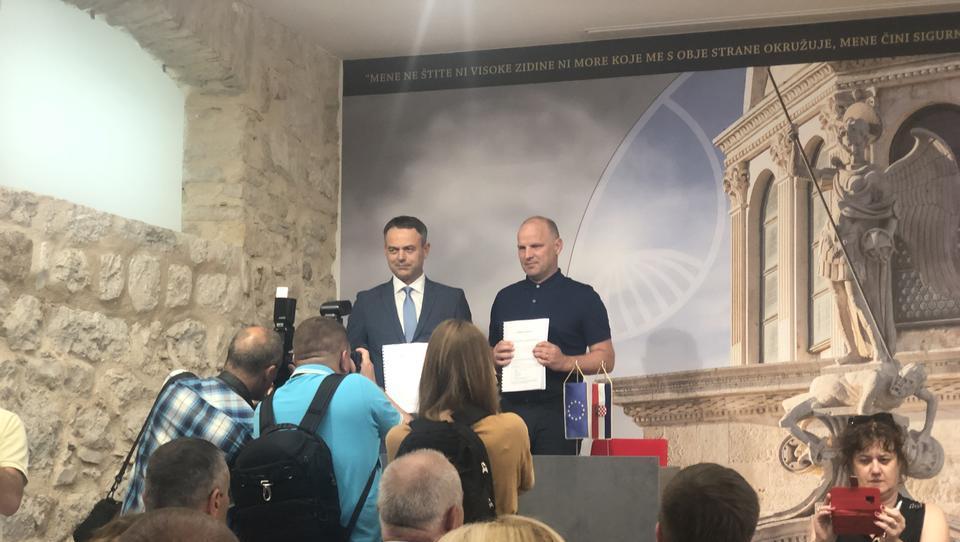 Slovenci bodo gradili 26,5-milijonski center za ravnanje z odpadki v Šibeniku