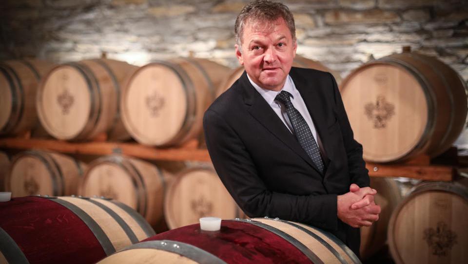 (intervju) Z vini smo zelo blizu avstrijskih cen