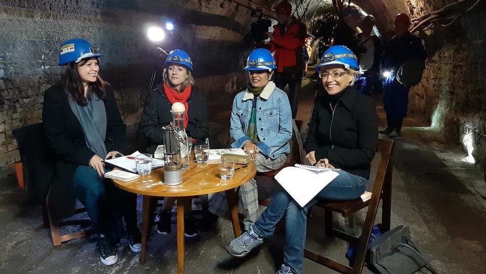 (reportaža) Kakšne priložnosti prinaša zaprt zasavski rudnik