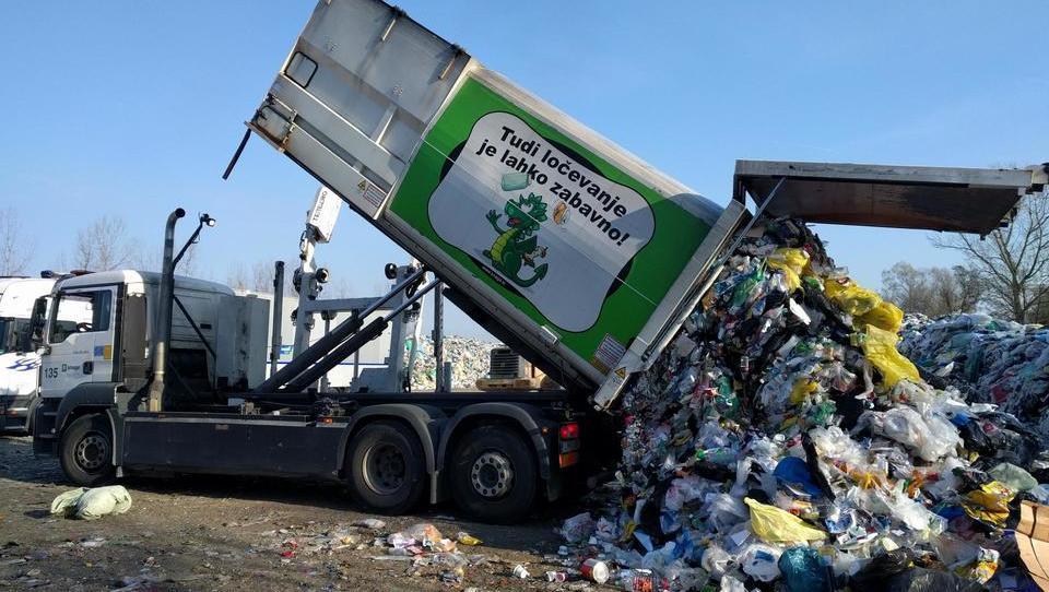 »Ravnanje z odpadki je drago, kjer ni zasebnih podjetij«