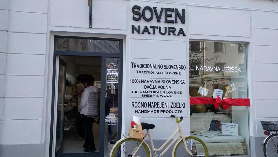 Z izdelki brez odpadkov krepijo slovensko podeželje