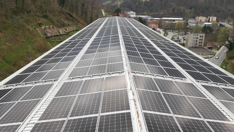 GEN-I: to je sončna elektrarna, ki ni vključena v nobeno podporno shemo