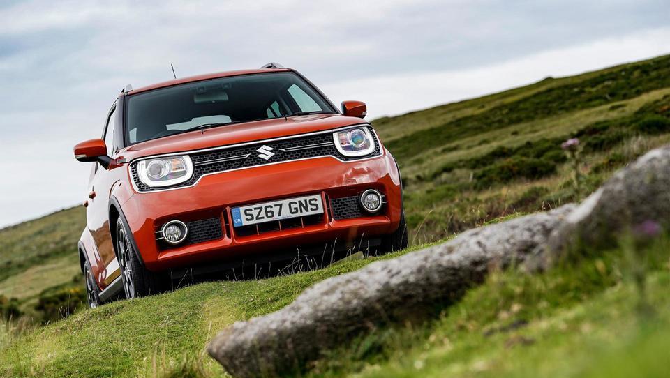 Lestvica TOP 10 najcenejših avtomobilov s 4x4 pogonom v Sloveniji