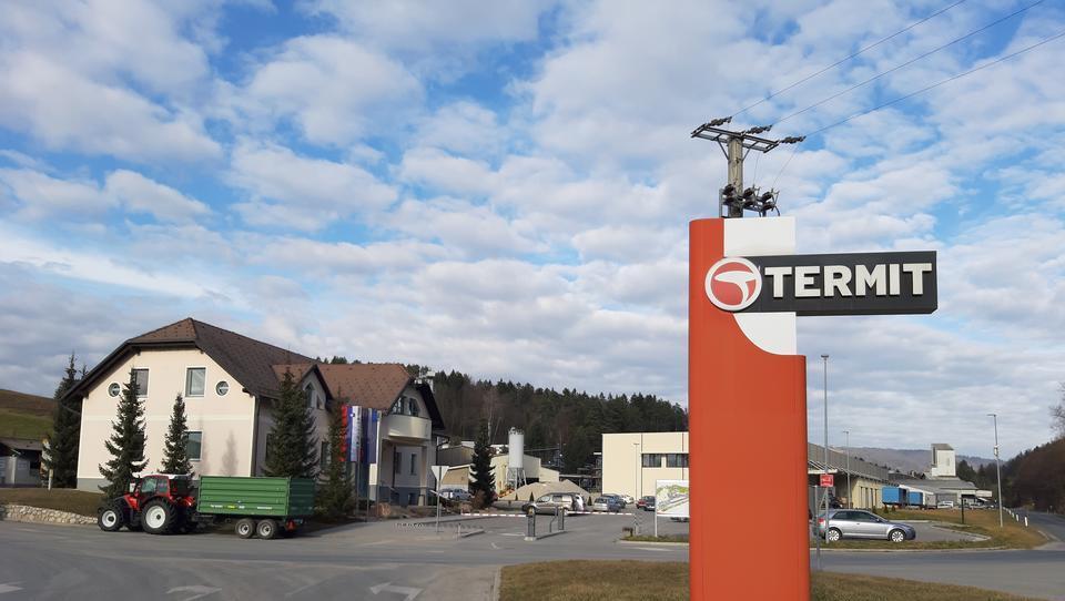Moravčani o »tovornjakih smrti«, podjetje Termit se brani