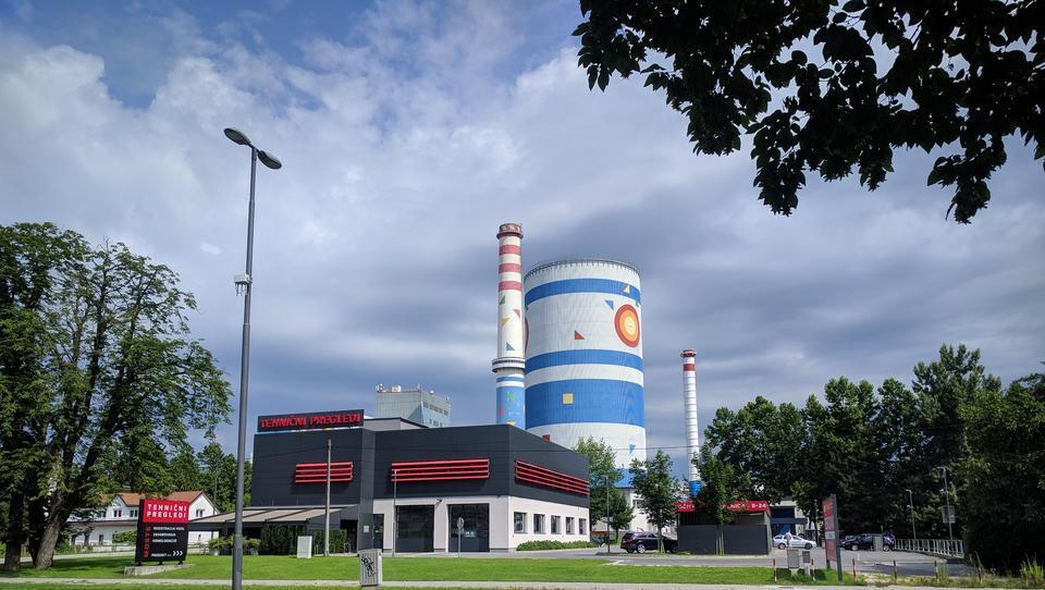 Energetika Ljubljana kupila plinski turbini od Grkov za 123 milijonov