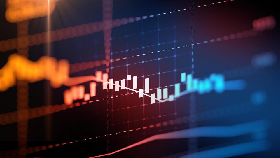 Dow Jones nezadržno raste, dolar tudi