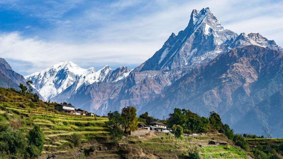 Kako lahko v Nepalu porabite 7.340 evrov?