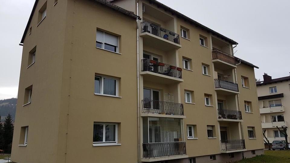 Na spletno dražbo stanovanje v Slovenj Gradcu