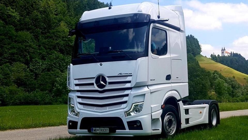 Mercedes actros – tovornjak nove dobe in zmagovalec 2019