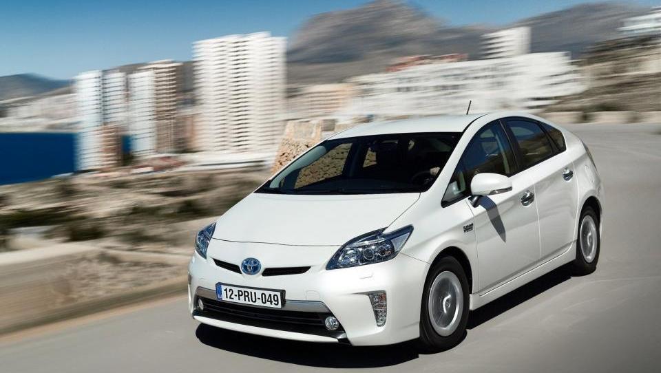 Toyota v minulem poslovnem letu z rastjo prihodkov in rekordnim dobičkom