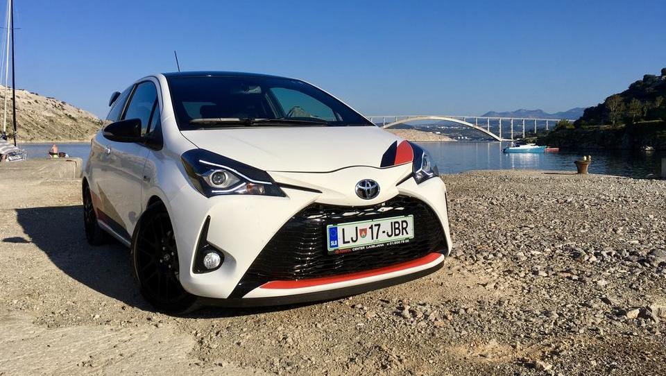 (video) Kako je Toyota maminega yarisa spremenila v žepno raketo