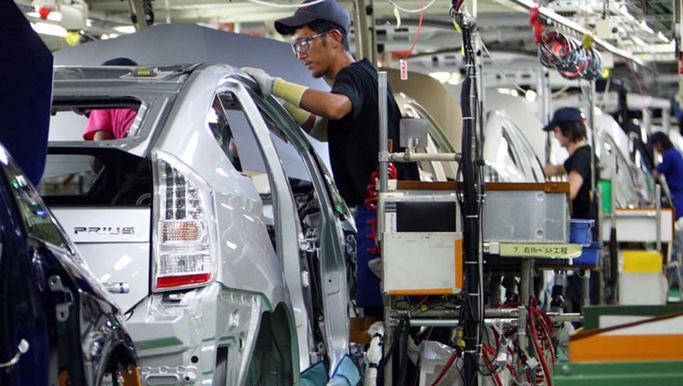 Toyota z novo strategijo do zmanjšanja stroškov