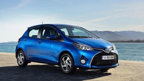 Finalist PAL 2015: Toyota yaris