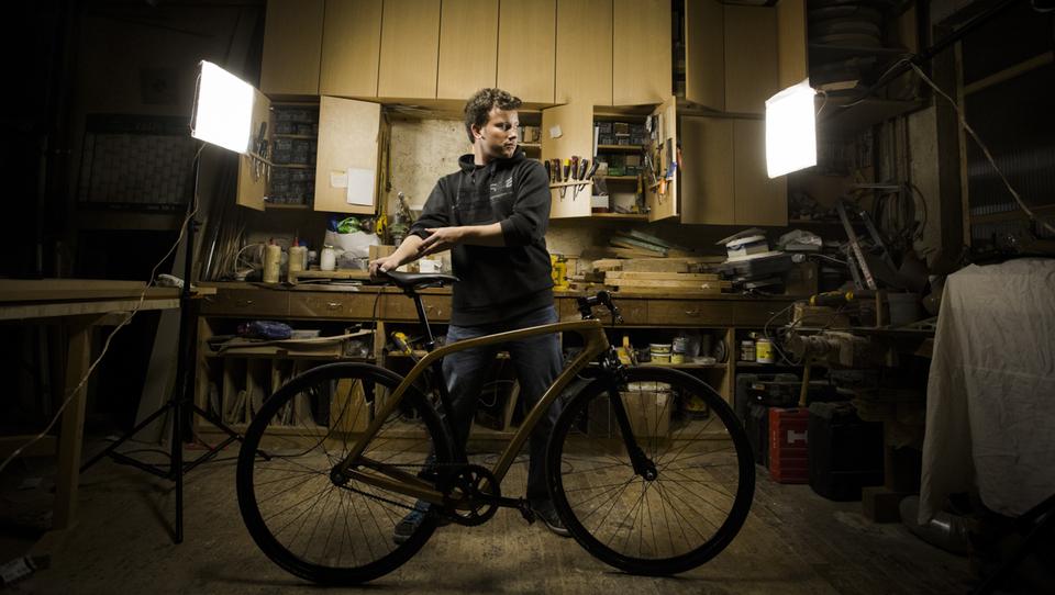 Še en uspeh: Tratar Bikes zbral zastavljenih 25 tisoč dolarjev na Kickstarterju