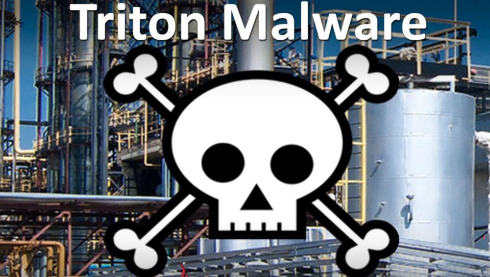 Triton – nevarna koda, ki grozi industriji po vsem svetu