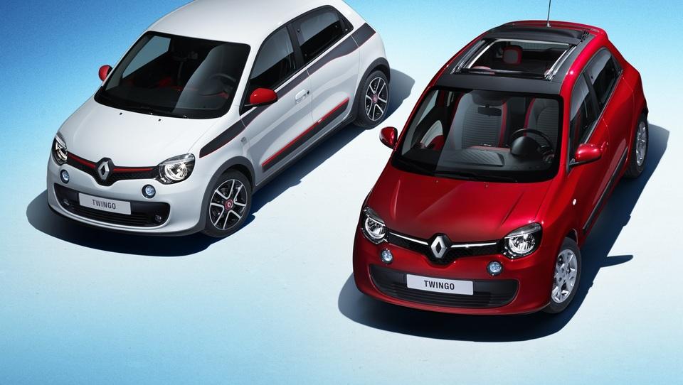 Renault je razkril novomeškega twinga