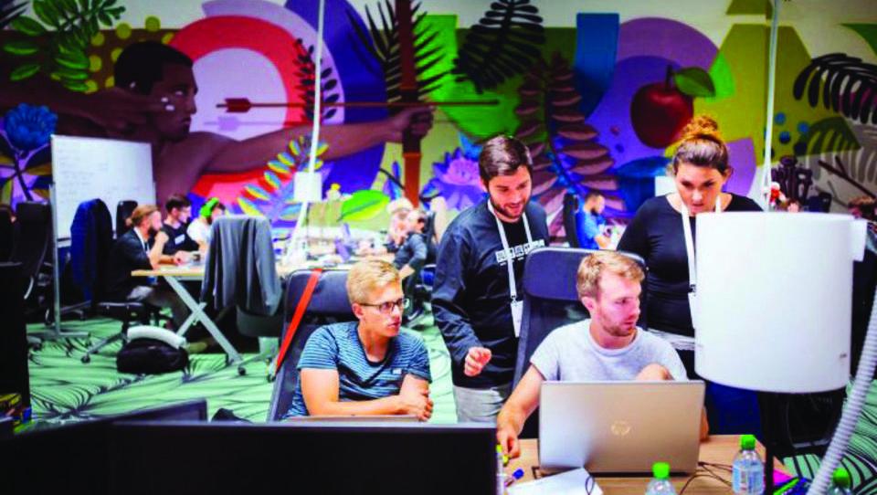 Start-upi, glasniki 4. industrijske revolucije