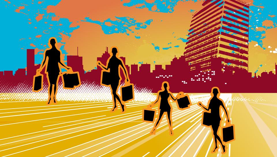 Porabniki dobre volje, zaupanje v trgovini pa slabi