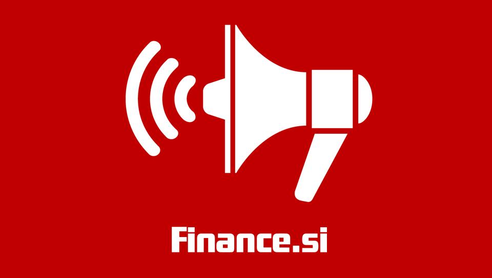 Letno poročilo naročnikom Financ
