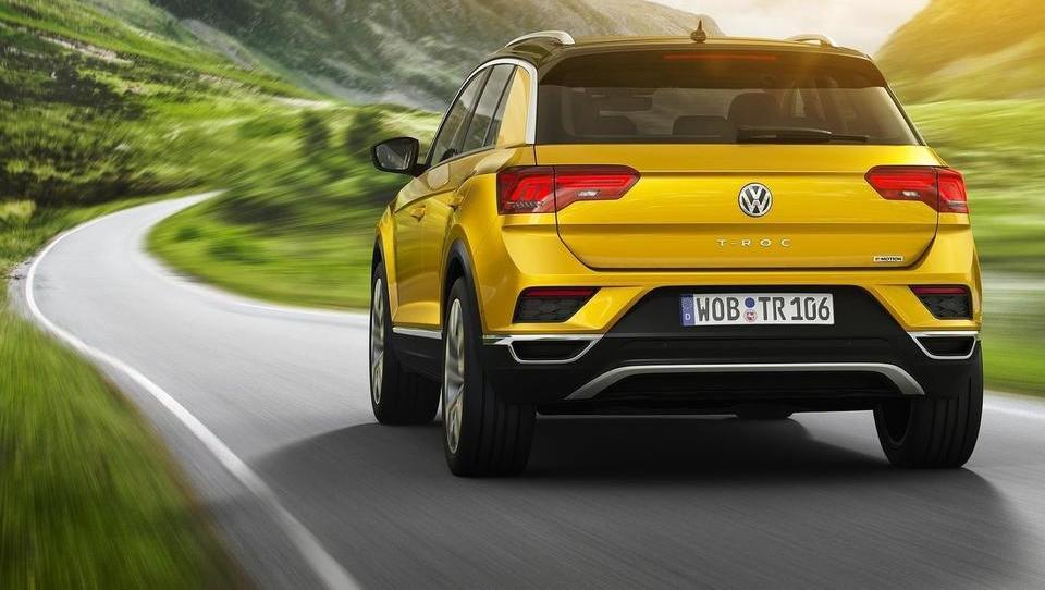 VW T-roc: zamudnik s poštenimi aduti
