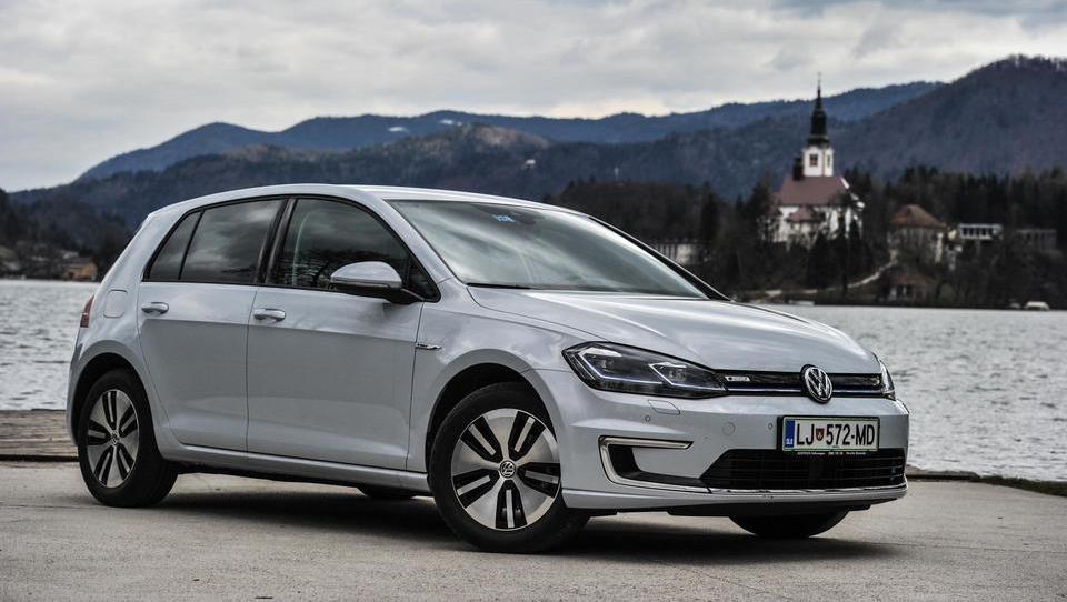 VW izračunal dejanski ogljični odtis električnega golfa in ga primerjal z dizelskim