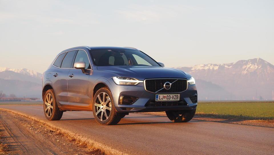 Volvo zaradi napake vpoklicuje preko 200 tisoč vozil