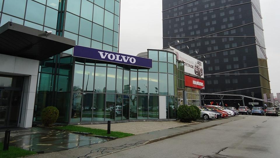 Volvo se po krajšem zatišju vrača v Slovenijo