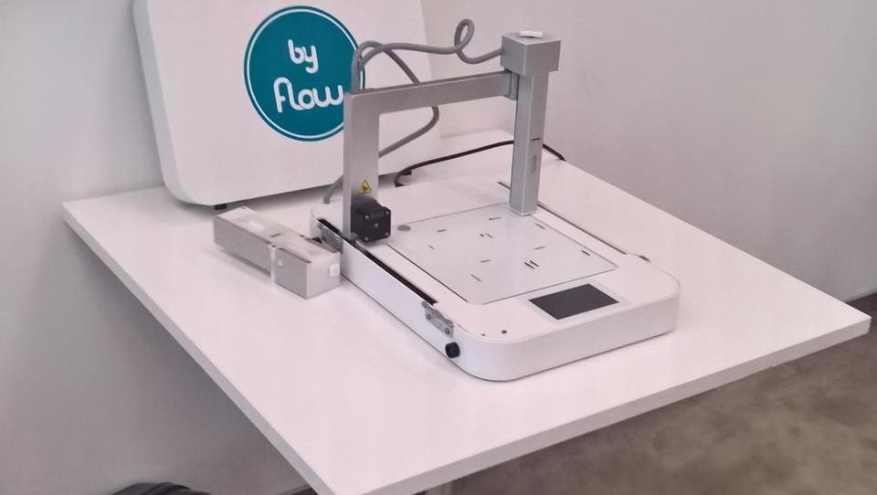 (video) Največ 3D-tiskalnikov hrane uporabljajo restavracije z Michelinovo zvezdico