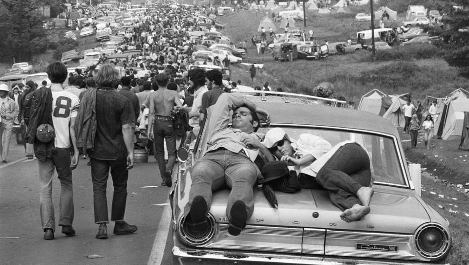 Kako se je pred pol stoletja zgodil Woodstock