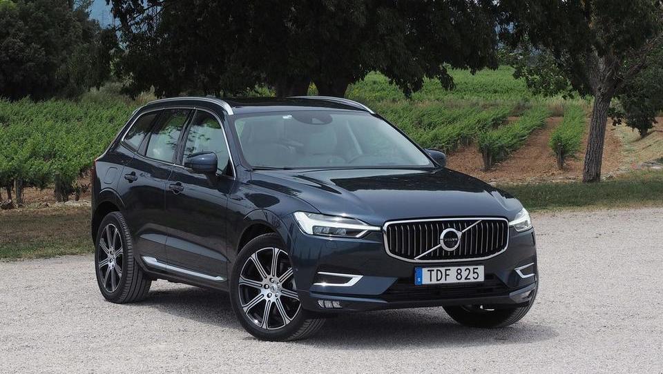 Volvo od leta 2019 brez klasičnega pogona z notranjim izgorevanjem