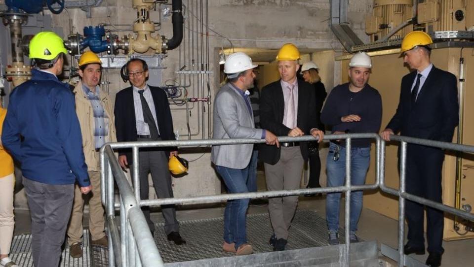 Končan prvi remont črpalne hidroelektrarne Avče