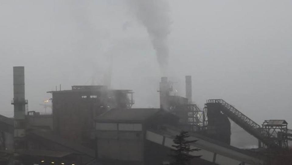 Alpe Adria Green: žaveljska železarna onesnažuje tudi slovenski zrak