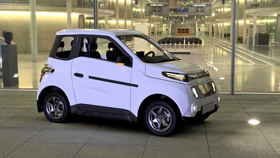 Še letos serijska proizvodnja prvega ruskega električnega avtomobila