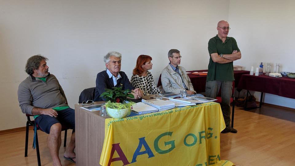 V Sloveniji središče okoljskega partnerstva osmih držav