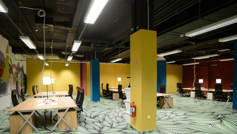 (foto) To so prostori, zaradi katerih naj bi Ljubljana postala »moderna podjetniška prestolnica«