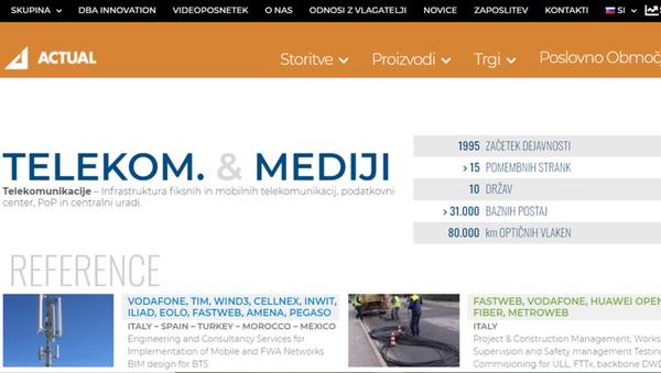 Kaj kupuje Telekom Slovenije in kakšno dodano vrednost lahko Actual I.T. prinese delničarjem?