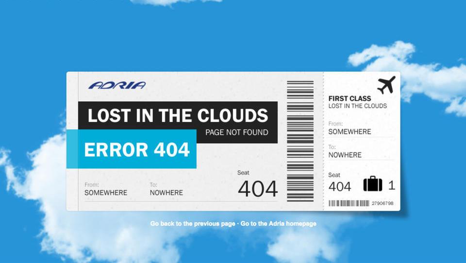 IATA prekinila pogodbo z Adrio v stečaju - še dodaten strošek za morebitno državno letalsko družbo