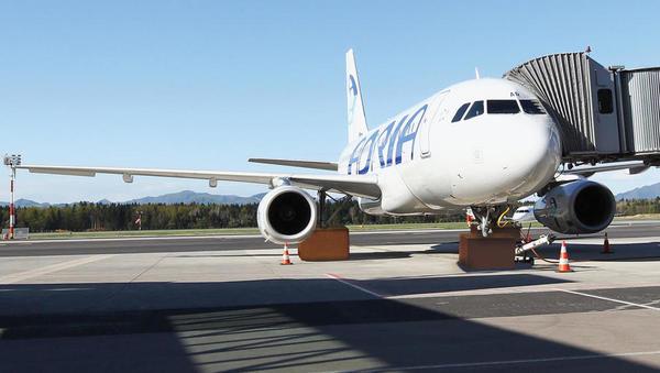 Razkrivamo: Adria Airways je že lani imela negativni kapital! Lahko še leti in do kdaj?