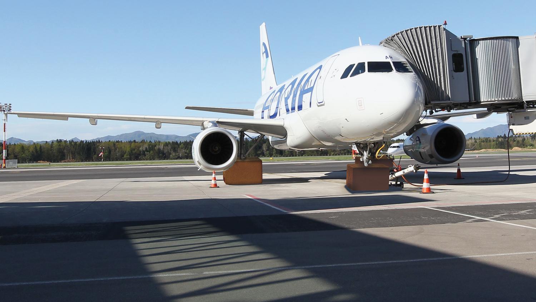 Razkrivamo: Adria Airways je že lani imela negativen kapital! Lahko še leti in do kdaj?