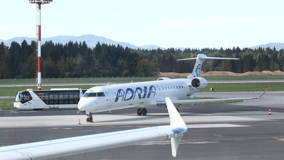 Adria Airways: Štirje milijoni evrov dokapitalizacije