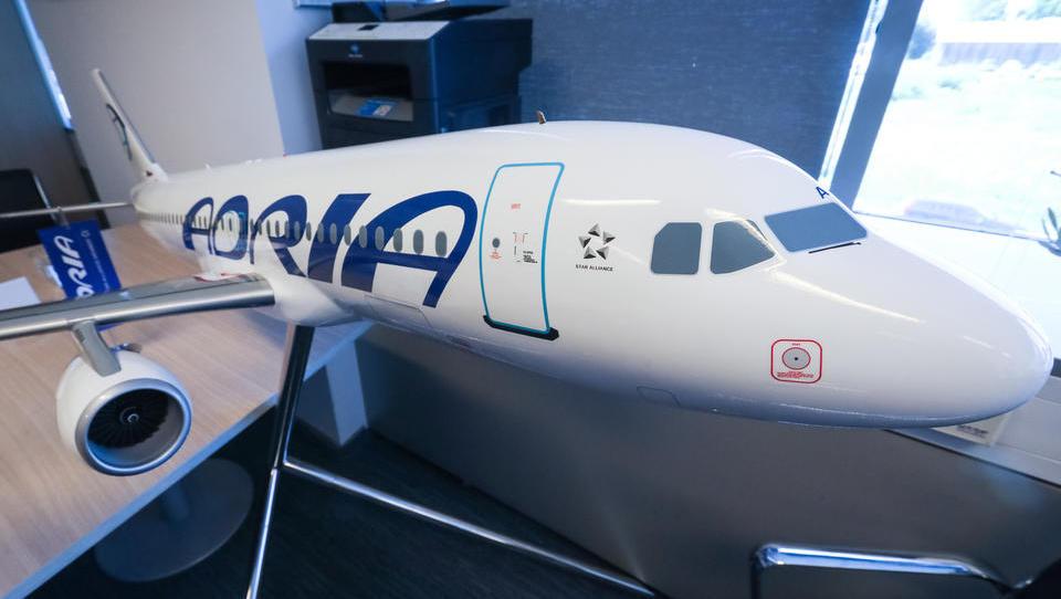 Nordica zahteva osem milijonov, ki so jih posodili Adrii Airways