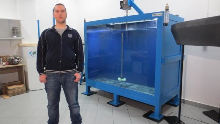 Dobra praksa: koprsko podjetje Toring Turbine