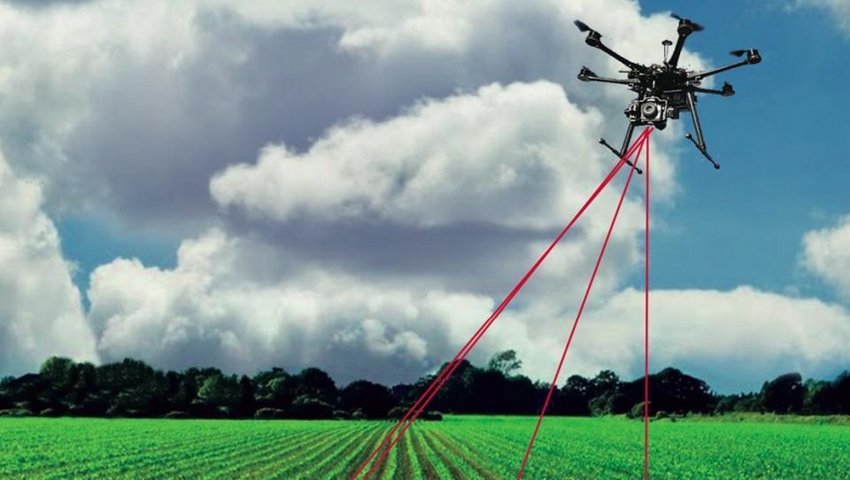 Najpodjetniška ideja: Airlabs z brezpilotnimi letali do poceni sonaravne pridelave hrane