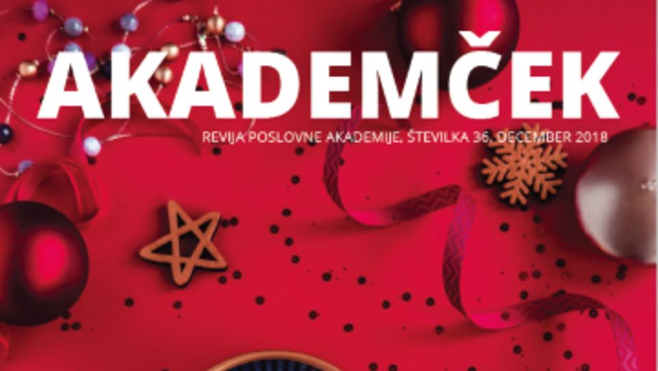 V novo leto z novim Akademčkom