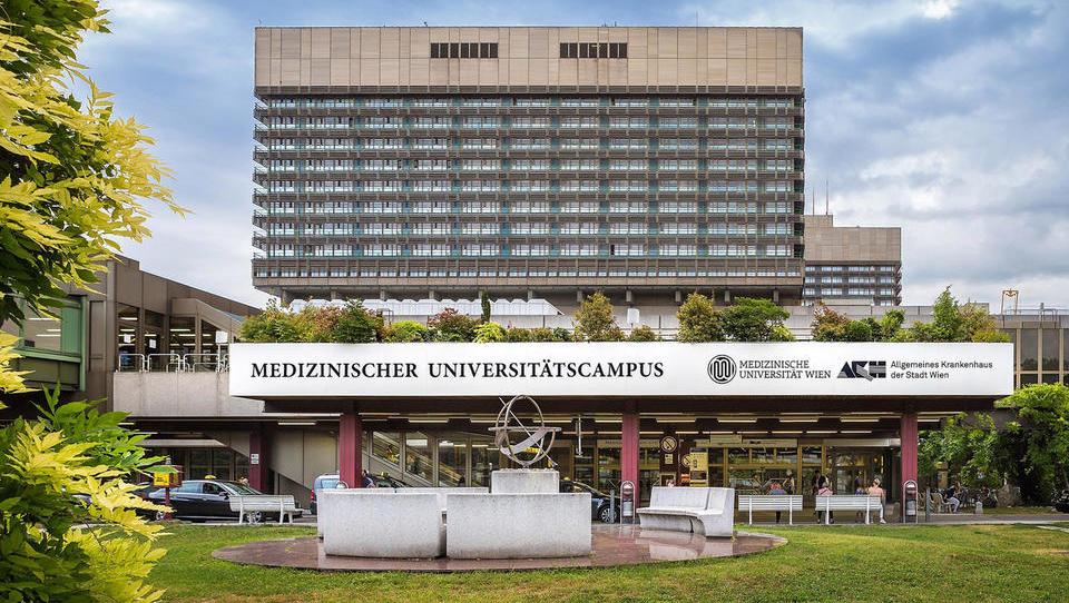 Za posodobitev dunajske bolnišnice AKH 1,4 milijarde evrov do leta 2030