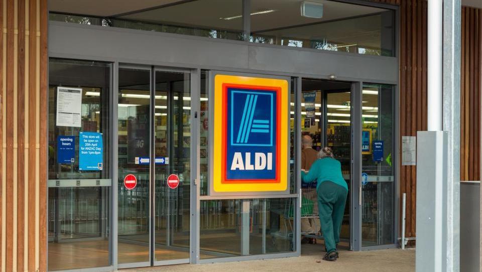 Nemška diskonta Aldi in Lidl v boj za ameriške kupce