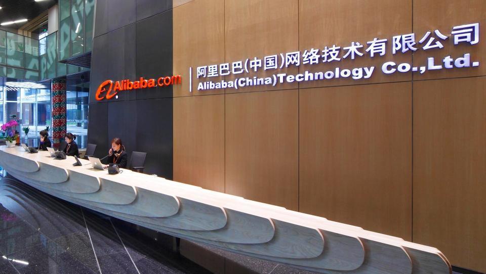 Alibaba je v 13 letih prehitel Wal-Mart