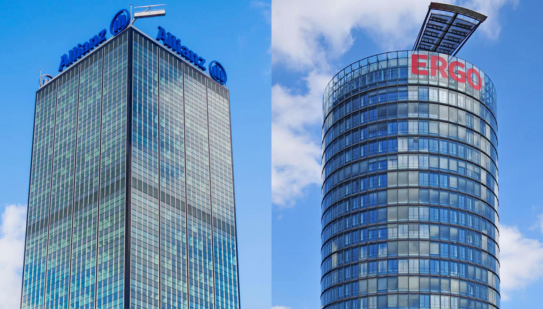 Nemški Allianz kupuje stranke nemškega Erga