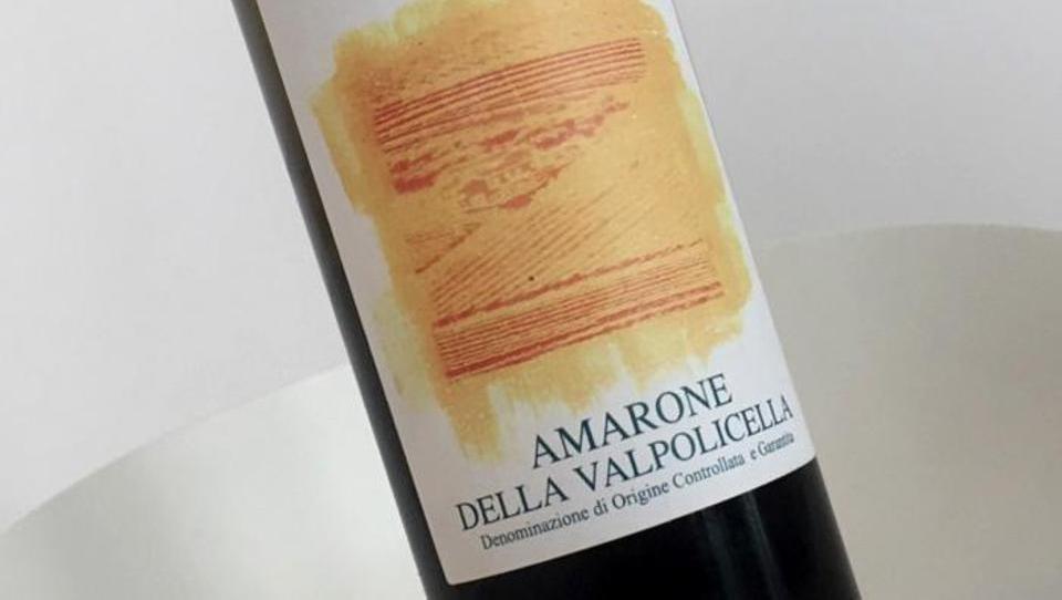 Amarone della Valpolicella 2014, Il Monte Caro Amarone, ki mu malodane ni para