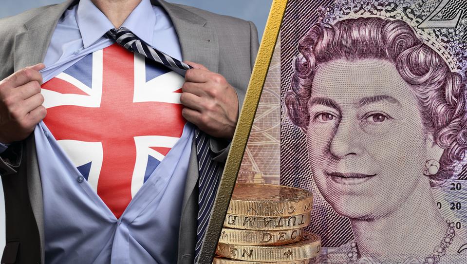 Saj ni res, pa je! Na britanskem funtu prejšnji teden do 56-odstotnega donosa s temi brezplačnimi 50 evri